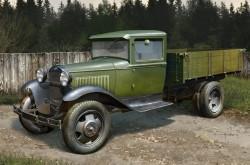 Soviet GAZ-AA Cargo Truck