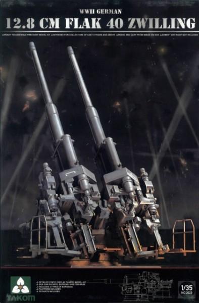 12,8 cm Flak 40 Zwilling