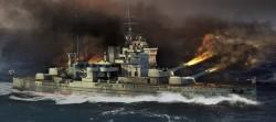 HMS Queen Elizabeth 1941