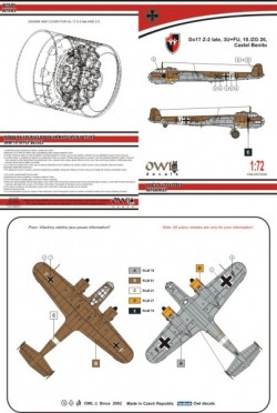 DO 17 Z-2 late 10./ZG 26