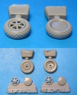 Wildcat wheels block