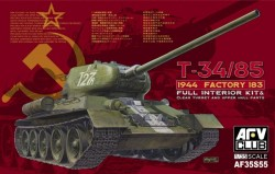 T-34/85 1944 Factory 183(LIMITED)