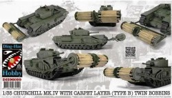 Churchill Mk.IV w.Carpet Layer(TypeB)