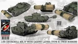 Churchill Mk.IV w.Carpet Layer(TypeB)