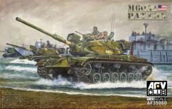 M60A1 Patton Main Battle Tank