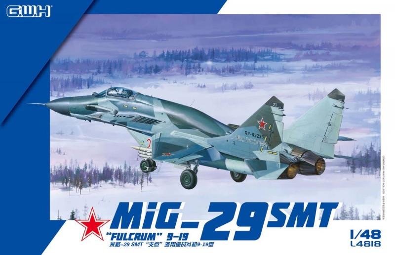 "MiG-29 SMT ""Fulcrum"""
