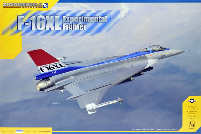 F-16XL Experimental Fighter