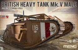 British Heavy Tank Mk. V Male