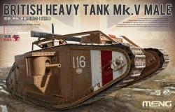 British Heavy Tank Mk. V Male