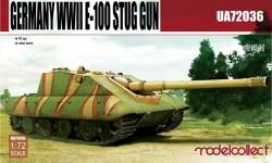 Germany WWII E-100 Stug Gun