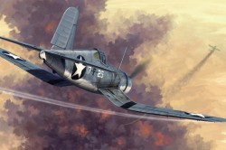 F4U-1 Corsair Early version