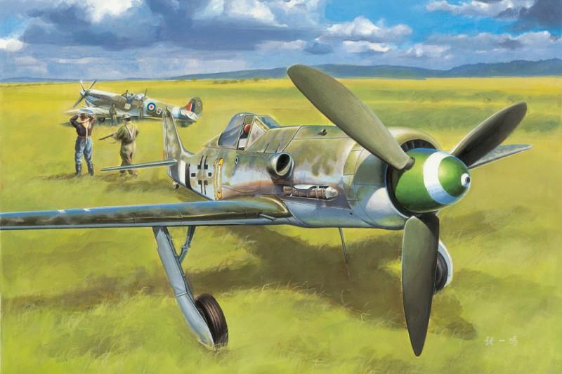 Focke-Wulf FW190D-13
