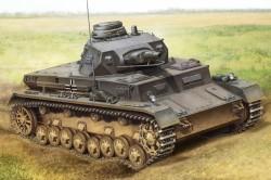 German Panzerkampfwagen IV Ausf B