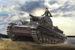 German Panzerkampfwagen IV Ausf D/TAUCH