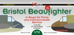 Bristol Beaufighter in RAF and Commonwealth Service part 1