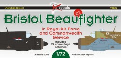Bristol Beaufighter in RAF and Commonwealth Service part 2