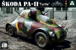 "Skoda PA-II ""Turtel"""