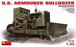U.S.Armoured Buldozer
