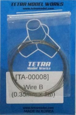 Wire B(0.35mm x 1m)