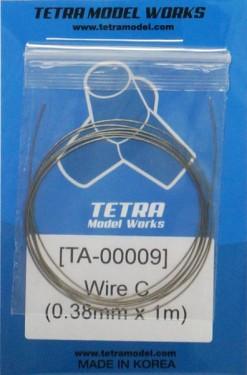 Wire C(0.38mm x 1m)