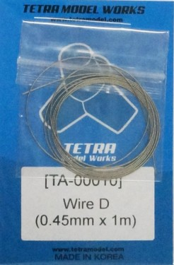 Wire D(0.45mm x 1m)
