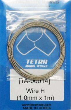 Wire H(1mm x 1m)