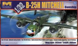 B-25H Gunship