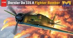 Do335A fighter bomber