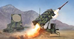 M901 Launching Station &AN/MPQ-53 Radar Radar set of MIM-104 Patriot SAM System (PAC-2)