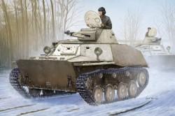 Russian T-40S Light Tank