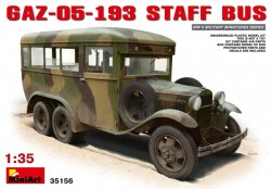 GAZ-05-193 Staff Bus
