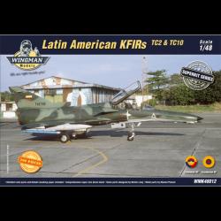 Latin American TC2/TC10 KFIR Trainer