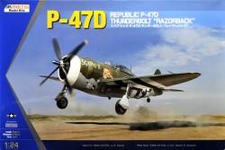 P-47D Razorback 1/24