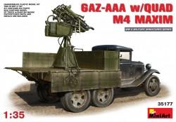 GAZ-AAA s/Quad M-4 Maxim