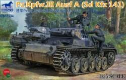 Panzerkampfwagen III Ausf. A (Sd Kfz 141)