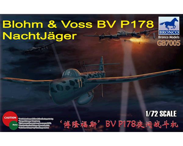 Blohm & Voss BV P178 NachtJäger