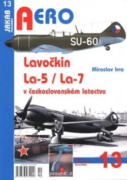 Aero 13 Lavočkin La-5/La-7 v československém letectvu