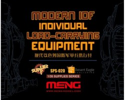 MODERN IDF INDIVIDUAL LOAD-CARRYING EQUIPMENT