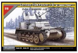 Flakpanzer IA W/Ammo. Trailer