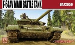 T-64AV Main Battle Tank