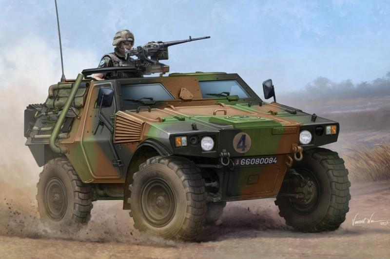 French VBL Armour Car