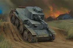 German Panzer Kpfw:38(t) Ausf.G