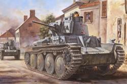 German Pz.Kpfw. /Pz.BfWg 38(t) Ausf.B