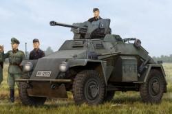 German Le.Pz.Sp.Wg (Sd.Kfz.221) Leichter Panzerspahwagen-Late