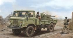 Russian GAZ-66 Light Truck II