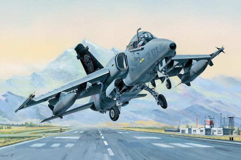 AMX Ground Attack Aircraft