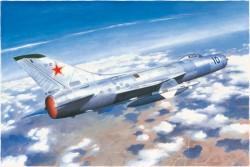 Soviet Su-11 Fishpot