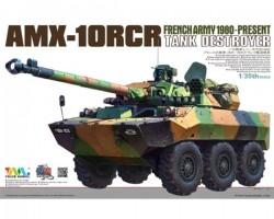 French AMX-10RCR Tank destroyer