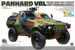 French VBL Light Armored Vehicle