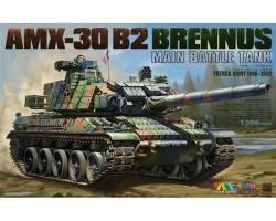 AMX-30B2 BRENNUS French main battle tank 1966-2002